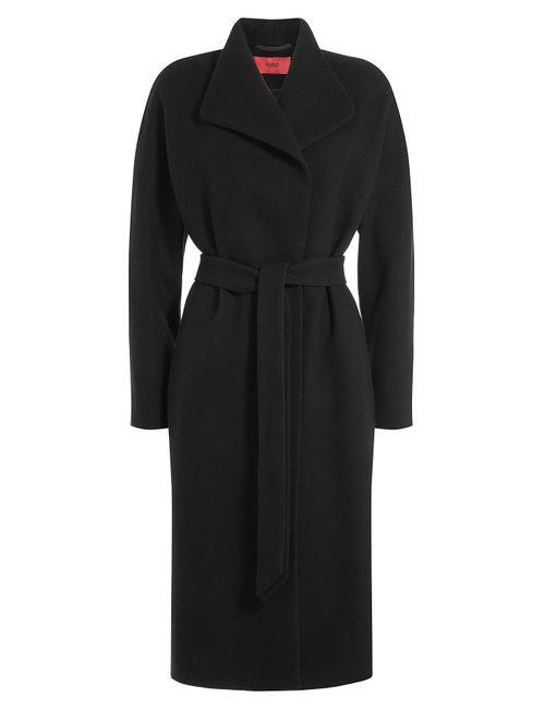 Hugo | Черный Wool Coat Gr. De 38
