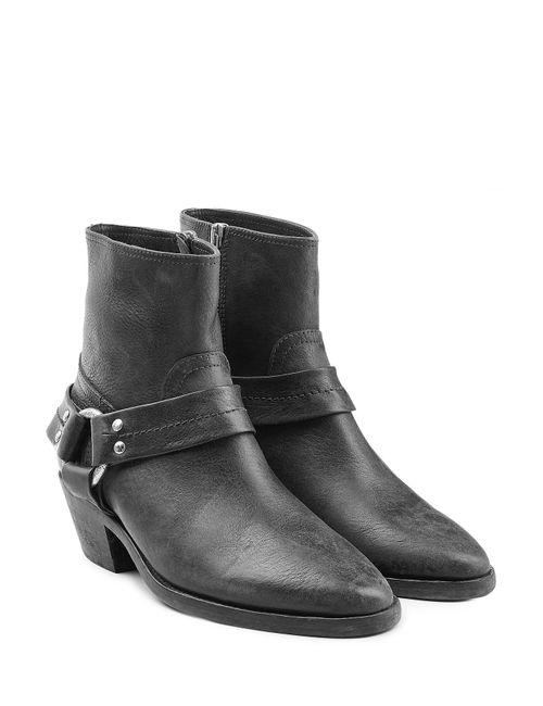 Golden Goose | Женское Черный Leather Ankle Boots Gr. 36