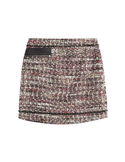 Karl Lagerfeld | Женское Многоцветный Tweed Mini Skirt Gr. 38