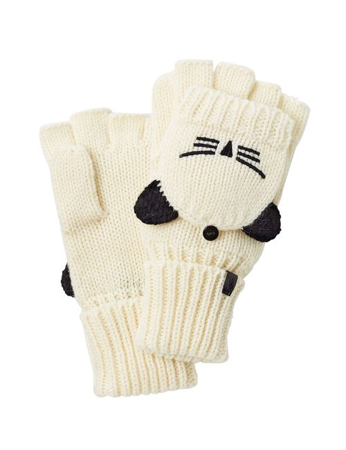 Karl Lagerfeld | Белый Gloves With Wool Gr. One Size