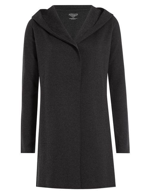 Majestic | Женское Серый Cardigan With Hood Gr. 1