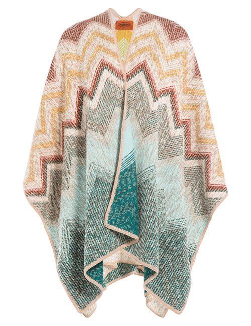 Missoni | Женское Многоцветный Wool Cape Gr. One Size