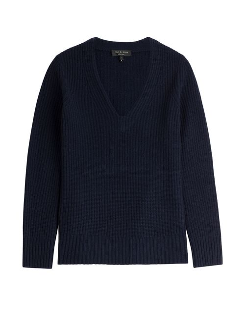 Rag & Bone | Женское Синий Cashmere Pullover Gr. Xs
