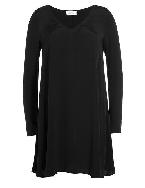 American Vintage   Женское Чёрный Jersey Dress Gr. S