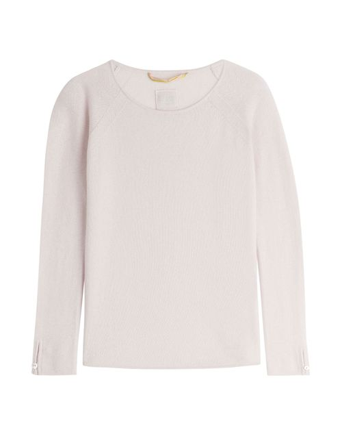 81 Hours by Dear Cashmere   Женское Бежевый Cashmere Pullover Gr. L