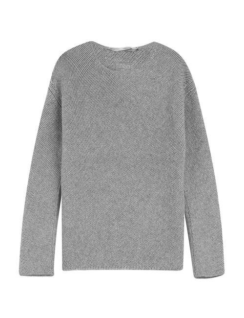81 Hours by Dear Cashmere | Женское Серый Cashmere Pullover Gr. S