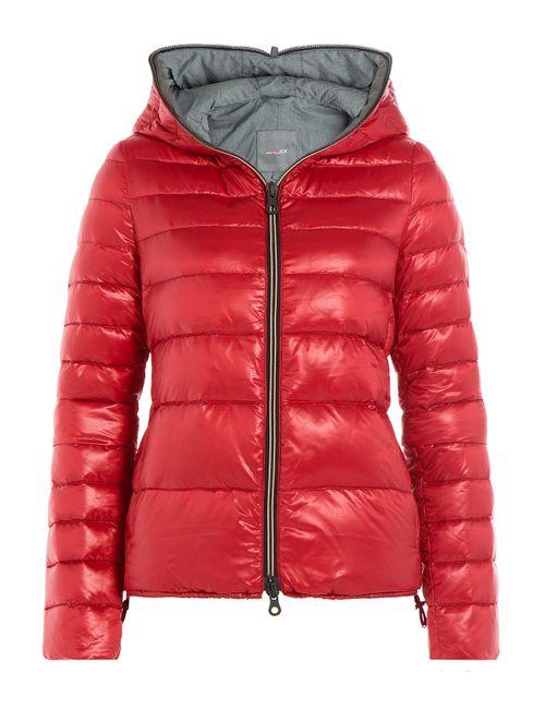 Duvetica | Женское Красный Down Jacket With Hood Gr. It 44