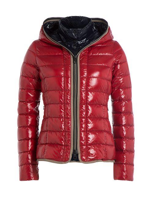 Duvetica | Женское Красный Down Jacket With Hood Gr. It 40