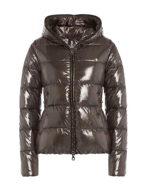 Duvetica | Женское Коричневый Down Jacket With Hood Gr. It 42