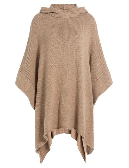 See By Chloe | Женское Camel Alpaca-Blend Cape Gr. Xs/S