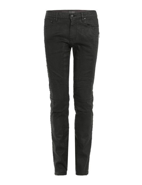 Belstaff | Мужское Чёрный Coated Skinny Jeans Gr. 34
