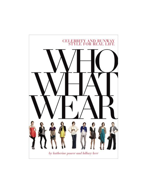 Abrams | Многоцветный Who What Wear Book By Hillary Kerr
