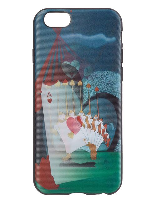 Marc by Marc Jacobs x Disney | Многоцветный Alice Printed Case For Iphone 6 Gr.