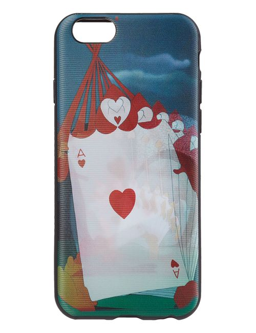Marc by Marc Jacobs x Disney | Playing Cards Printed Case For Iphone 6