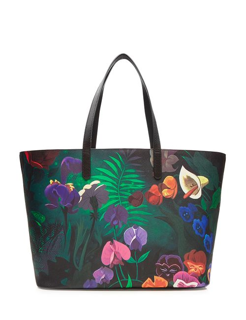 Marc by Marc Jacobs x Disney | Женское Flower Garden Printed Tote Gr. One Size