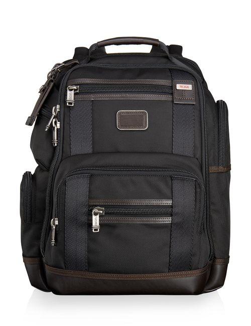 Tumi | Женское Braun Alpha Bravo Kingsville Deluxe Brief Pack Backsack