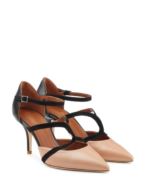 MALONE SOULIERS | Женское Многоцветный Veronica Leather Double Strap Mules Gr. 40