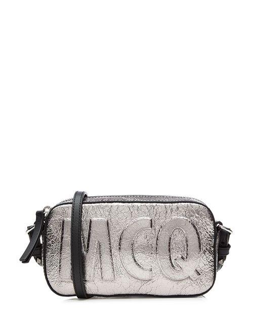 Mcq Alexander Mcqueen | Женское Серебристый Leather Shoulder Bag Gr. One Size