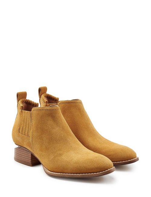 Alexander Wang | Женское Suede Ankle Boots Gr. Eu 36