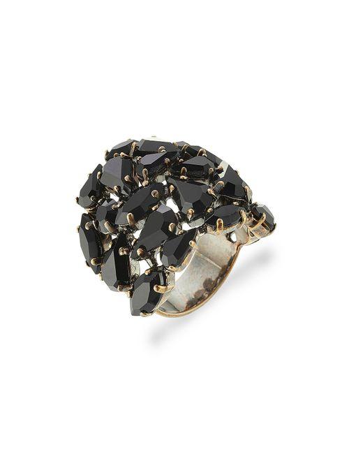 Etro | Женское Чёрный Embellished Ring Gr. M