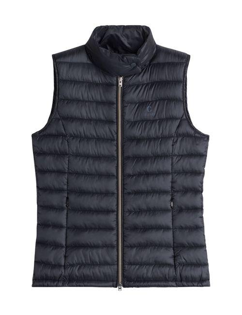 Closed | Женское Синий Down Vest Gr. Xl