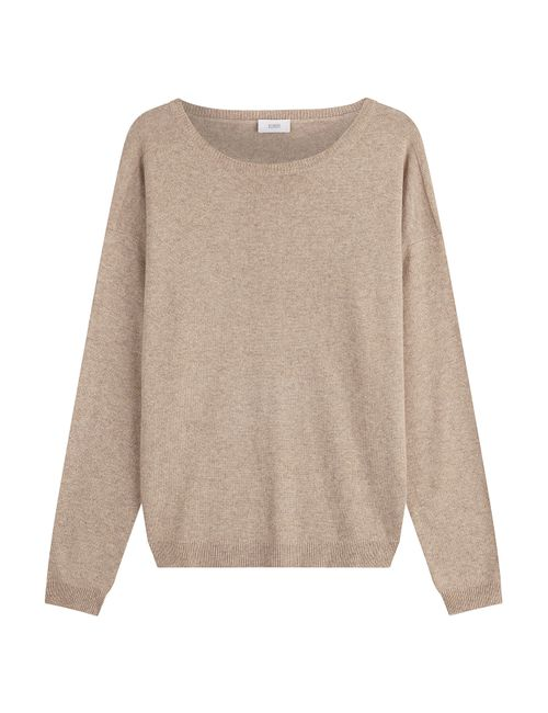 Closed | Женское Бежевый Pullover With Wool And Cashmere Gr. S