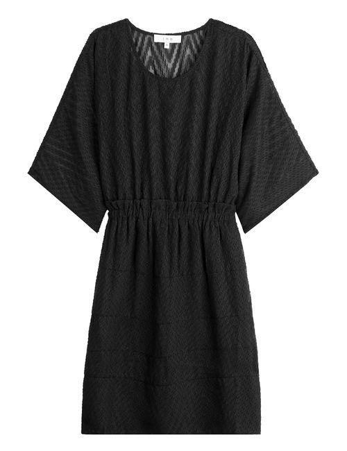 Iro | Женское Чёрный Dress With Elasticated Waist Gr. Fr 36