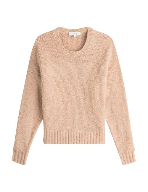 Iro | Женское Бежевый Cotton Pullover Gr. S