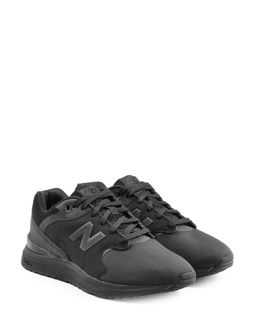 New Balance | Чёрный Sneakers With Leather Gr. Us 8