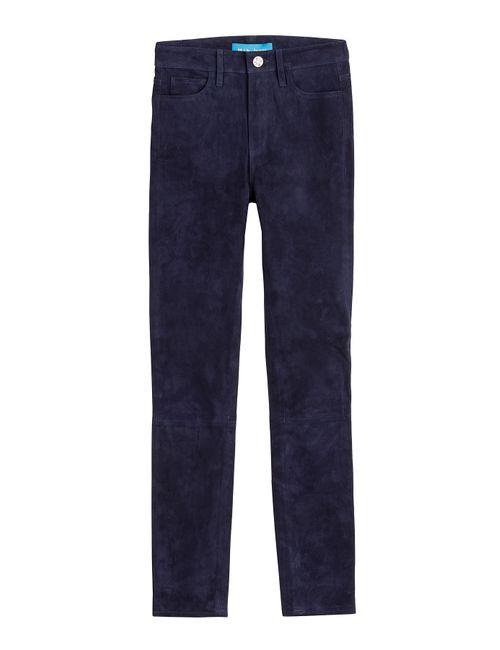 Mih Jeans | Женское Синий Suede Pants Gr. 25