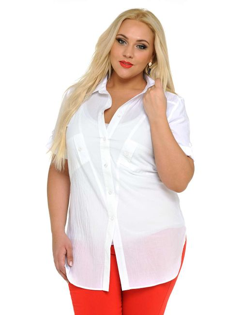 Svesta   Женская Белая Блузка