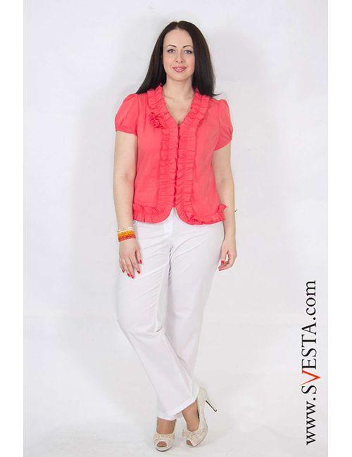 Svesta | Женская Оранжевая Блузка