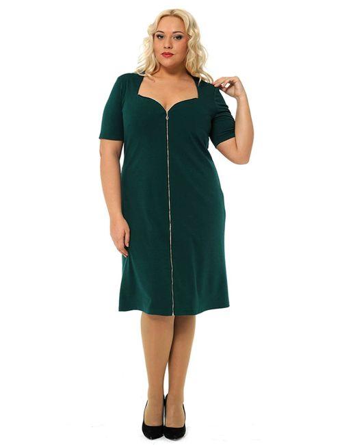 Svesta | Женское Зелёное Платье