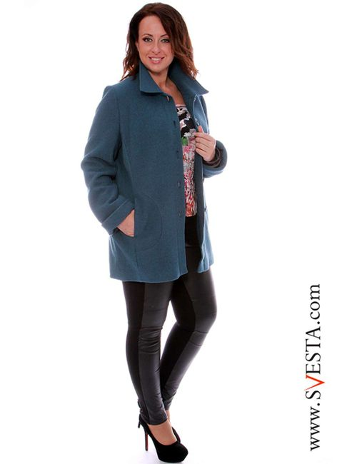 Svesta | Синяя Куртка