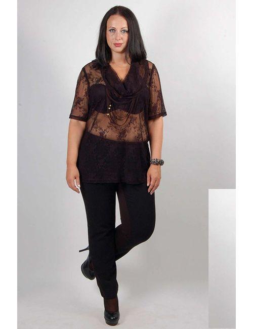 Svesta | Женская Чёрная Блузка