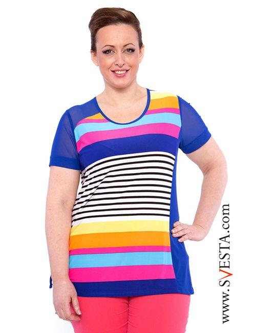 Svesta   Женская Цветная Блузка