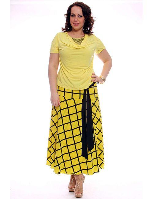 Svesta | Женская Жёлтая Юбка