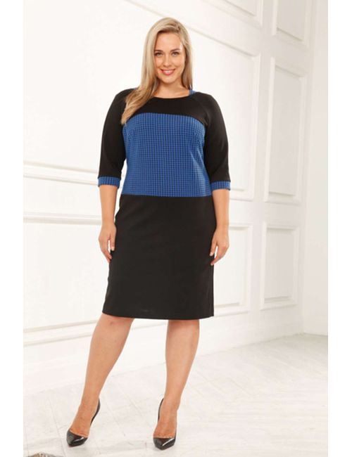 Svesta | Женское Синее Платье