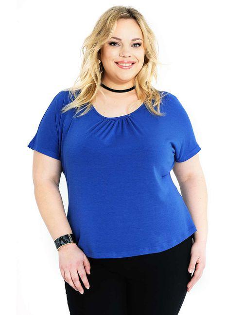 Svesta | Женская Синяя Блузка