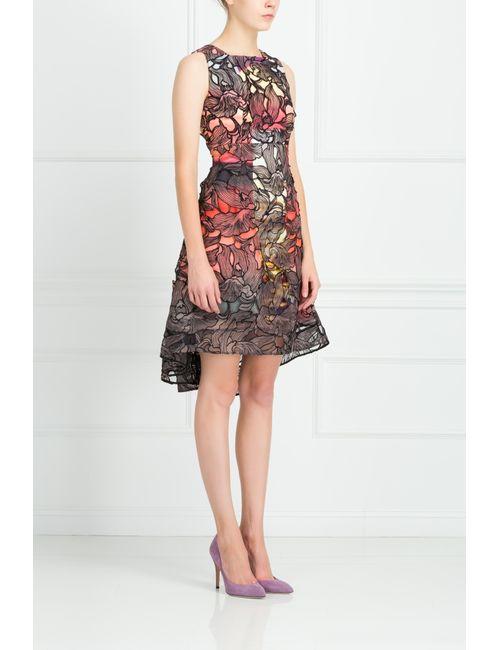 Peter Pilotto | Женское Многоцветное Шелковое Платье