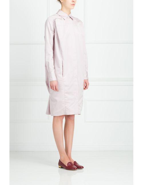 Marc Jacobs | Женское Розовое Шерстяное Платье