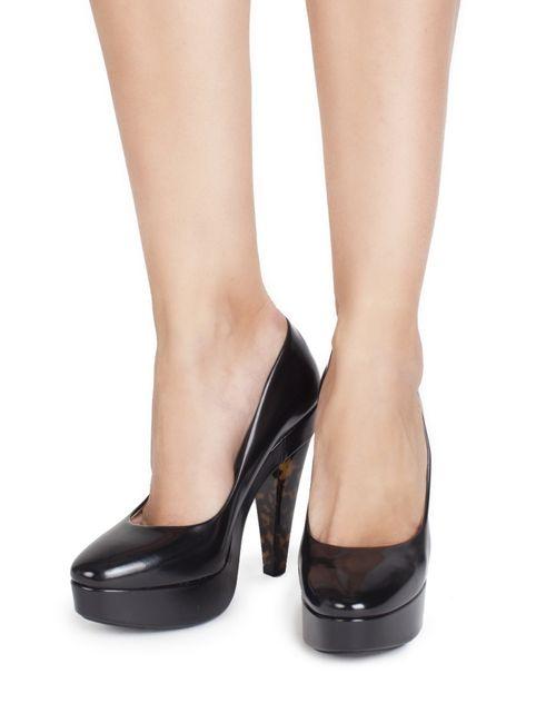 Stella Mccartney | Женские Чёрные Туфли Из Искусственной Кожи