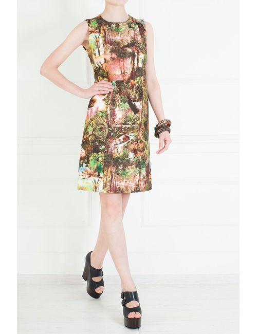 Carven | Женское Многоцветное Хлопковое Платье