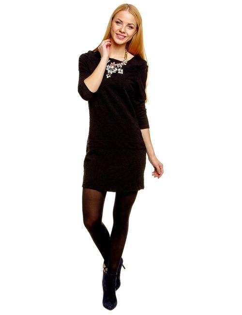 TOM TAILOR | Женское Чёрное Платье 501330300702999