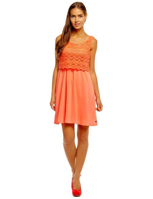 Denim | Женское Розовое Платье
