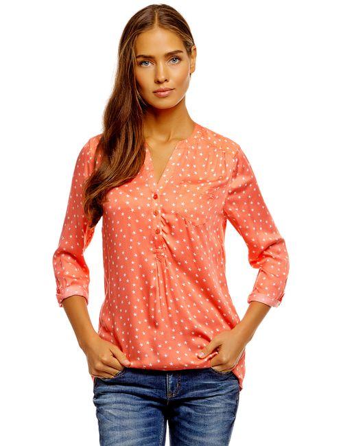 Denim | Женская Розовая Блузка