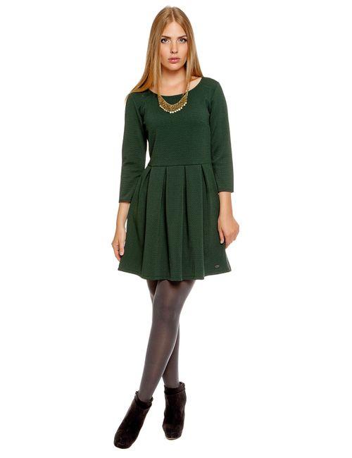 Denim | Женское Зелёное Платье