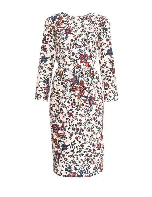 Sarafan | Женское Многоцветное Платье 3153002