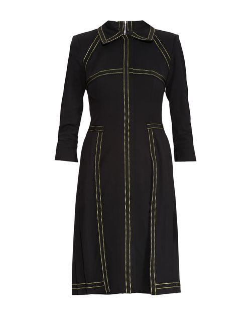 Julia Urban | Женское Черный Платье Dwj1564