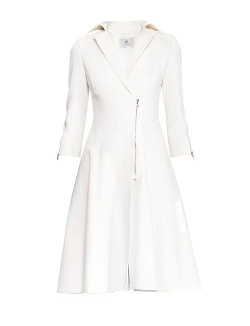 Julia Urban | Женское Белое Платье Dwj1567